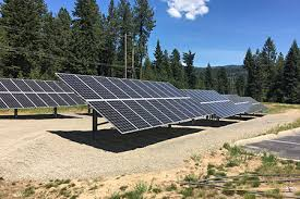 GROUND MOUT SOLAR